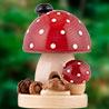 German Smokers & Incense Smokers · Smoker Mushrooms