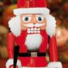 Nussknacker · Weihnachtsmänner