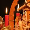 Weihnachtspyramiden & Weihnachten Pyramiden · Wachskerzen-Pyramiden