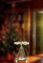 Weihnachtspyramiden & Weihnachten Pyramiden · 1-stöckige Pyramiden