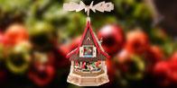 Weihnachtspyramiden & Weihnachten Pyramiden · Adventshäuser