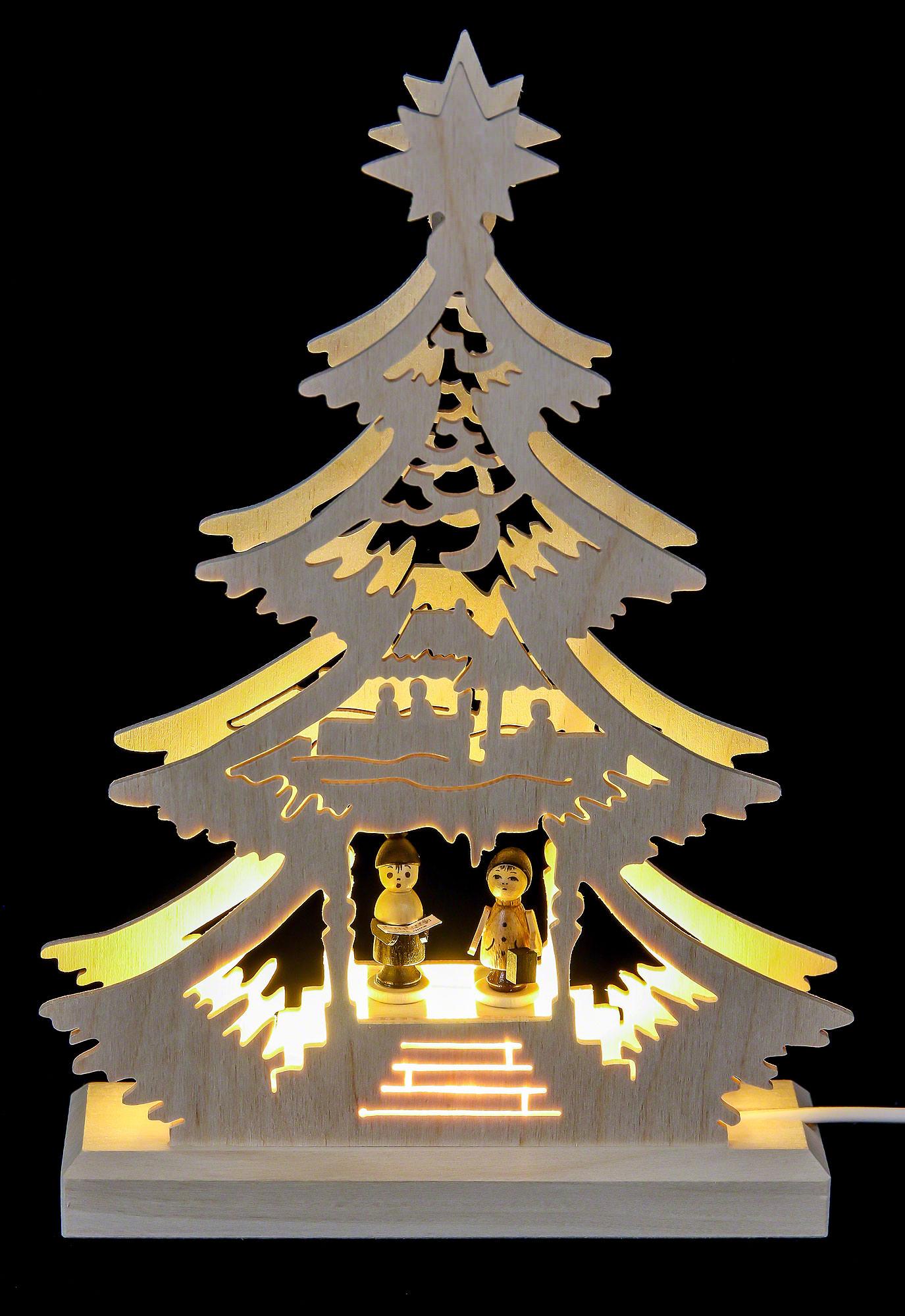 Schwibbogen Motive: Weihnachten und Heilige Familie