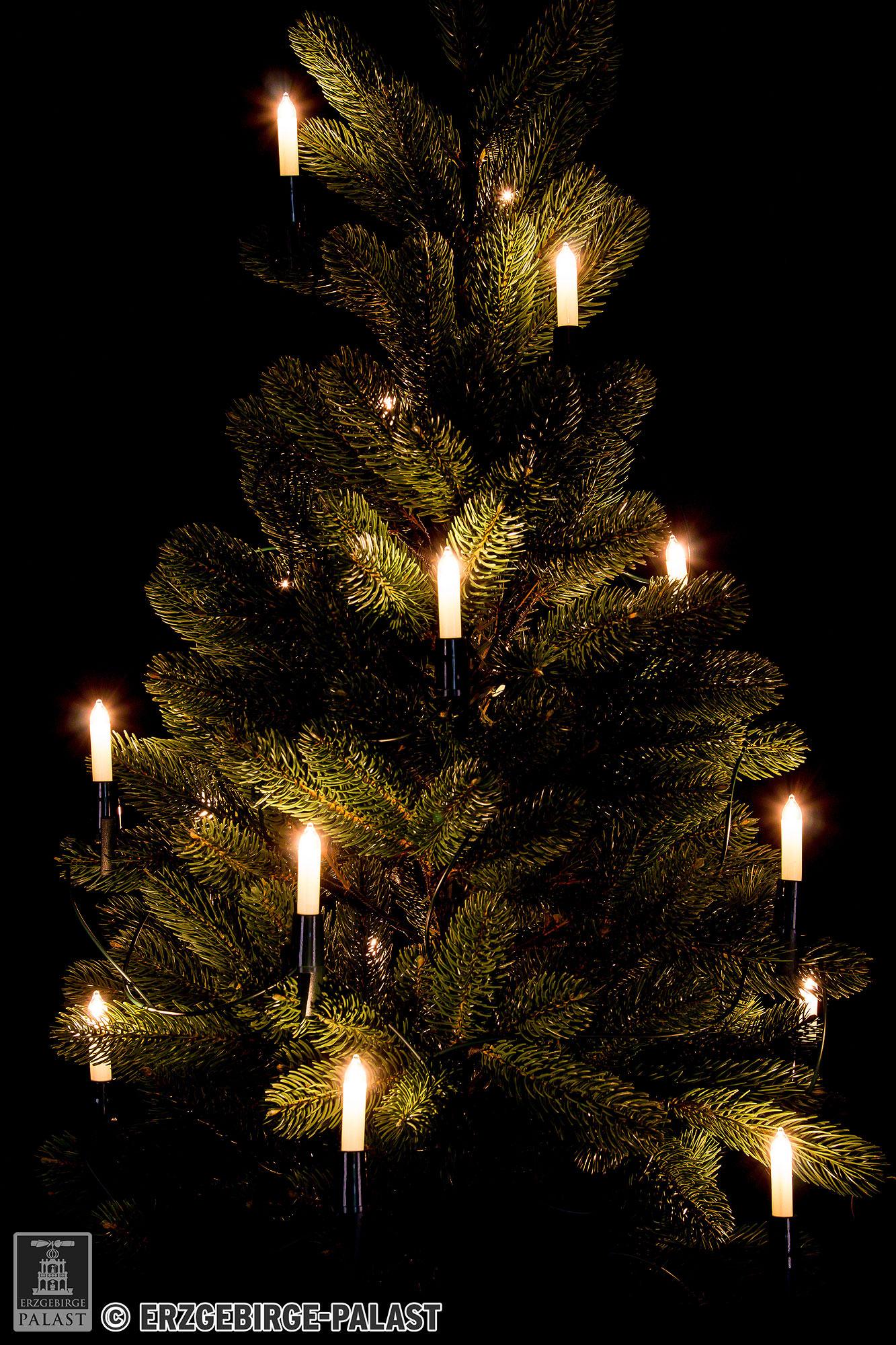 20er Lichterkette Lampenkette Weihnachtsbaum 2 Ersatzbirnen