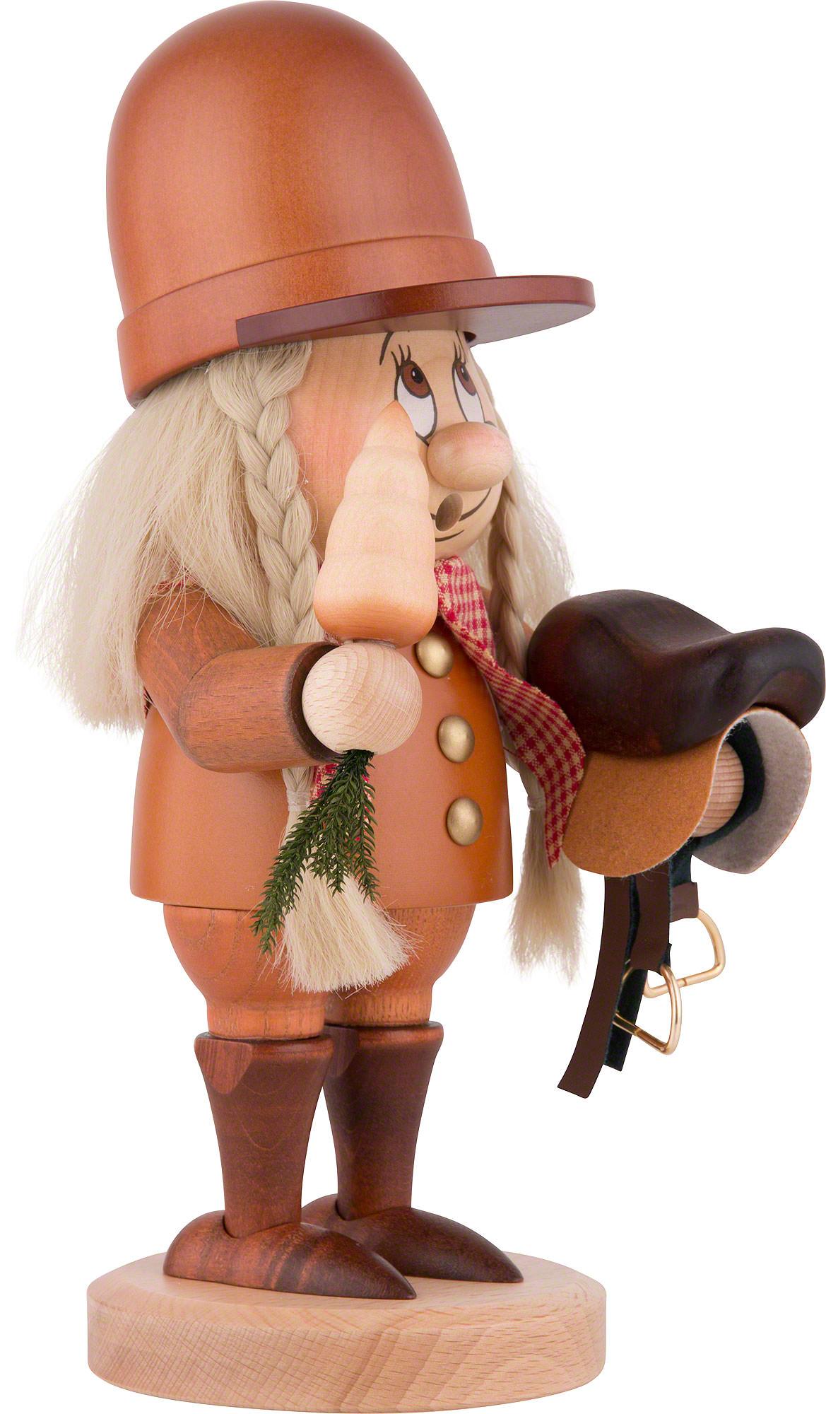 Female Gnome: Gnome Female Horse Rider (29