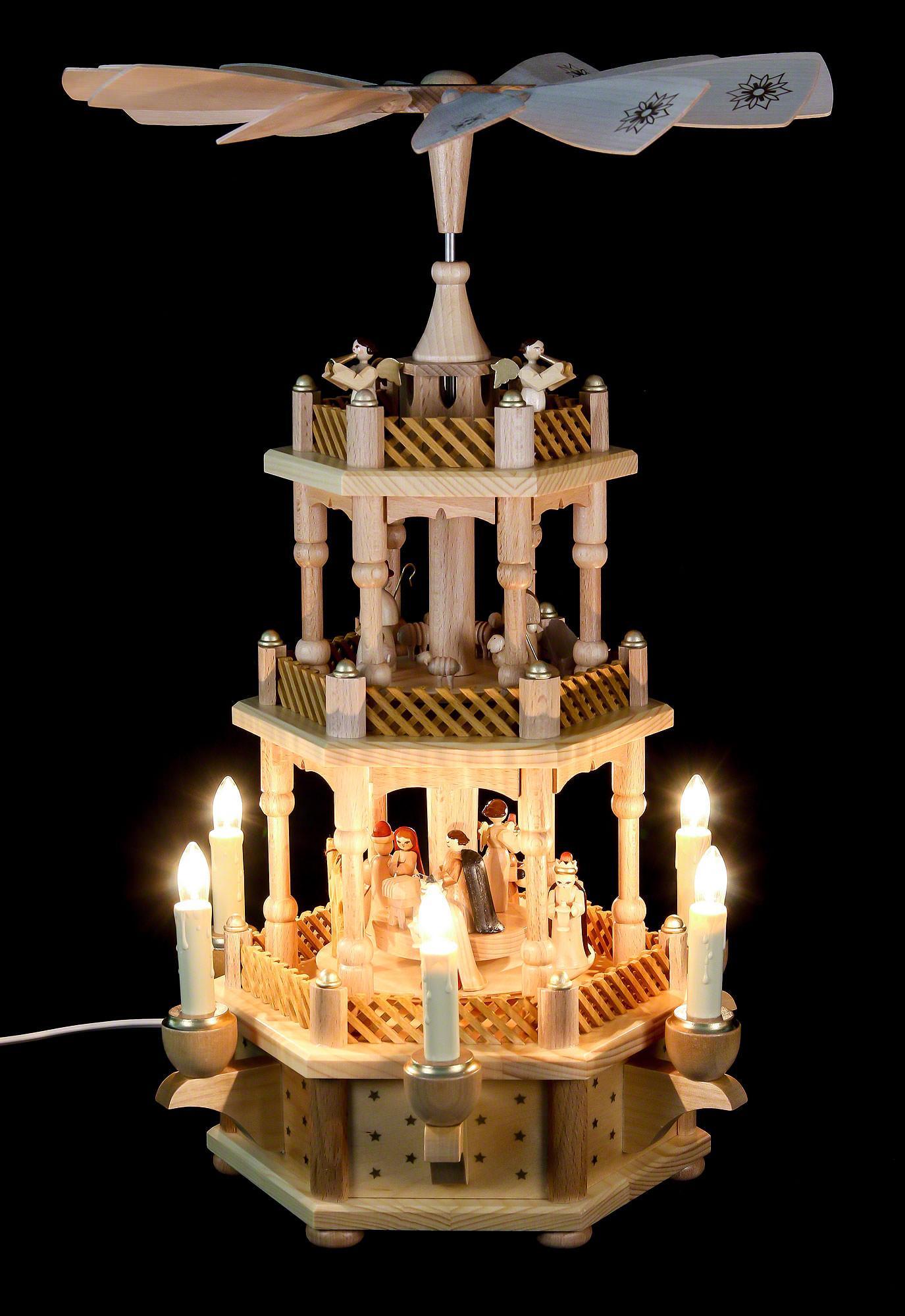 German Christmas Pyramid