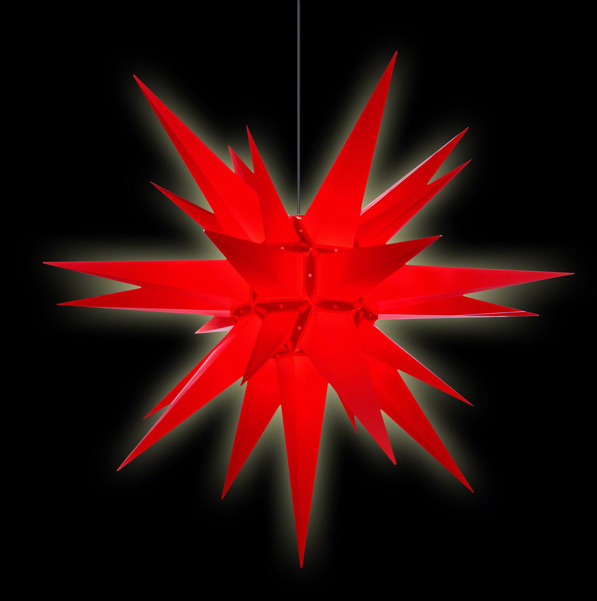 herrnhuter moravian star a13 red plastic 130cm 51in by herrnhuter sterne. Black Bedroom Furniture Sets. Home Design Ideas