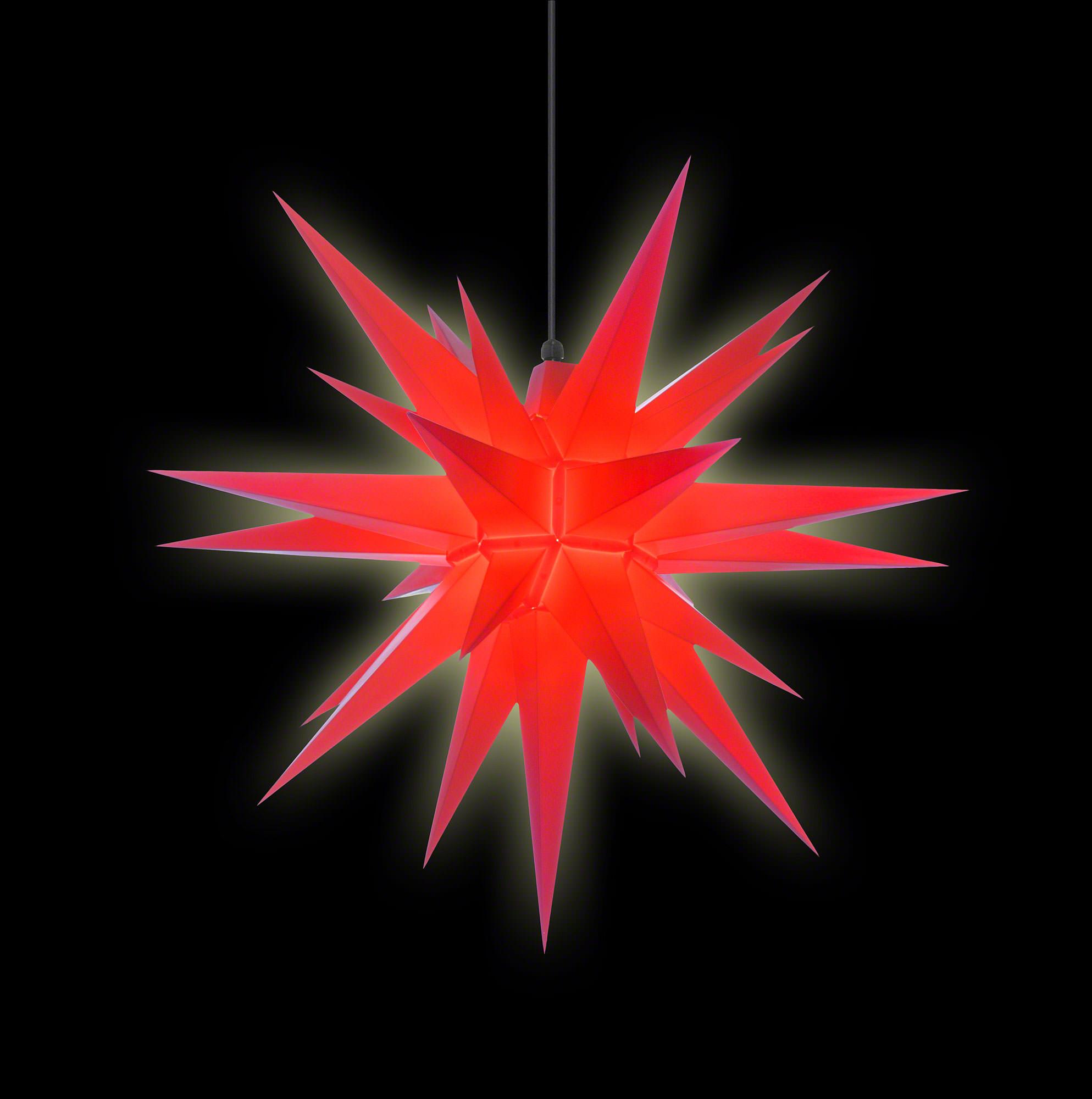 herrnhuter moravian star a7 red plastic 68cm 27in by herrnhuter sterne. Black Bedroom Furniture Sets. Home Design Ideas