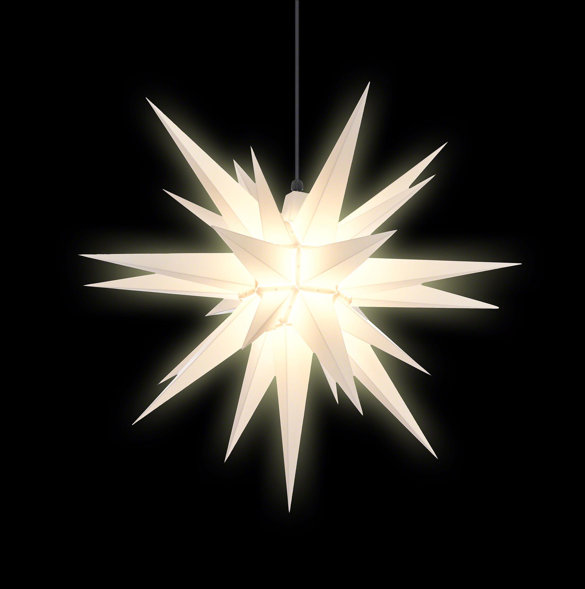 herrnhuter moravian star a7 white plastic 68cm 27in by herrnhuter sterne. Black Bedroom Furniture Sets. Home Design Ideas