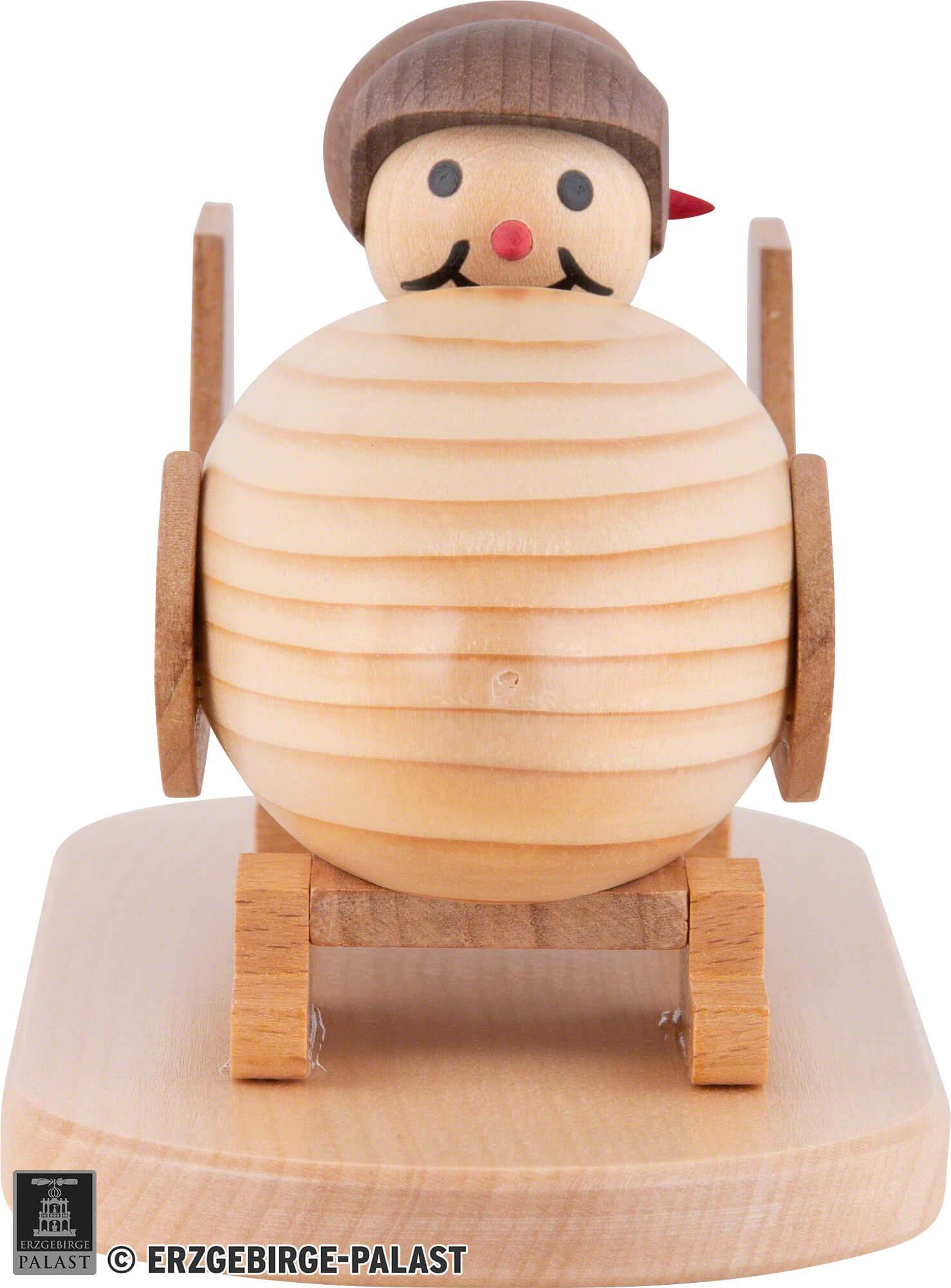 Wagner bonhomme de neige junior-Freestyle-avec un casque 127h-10