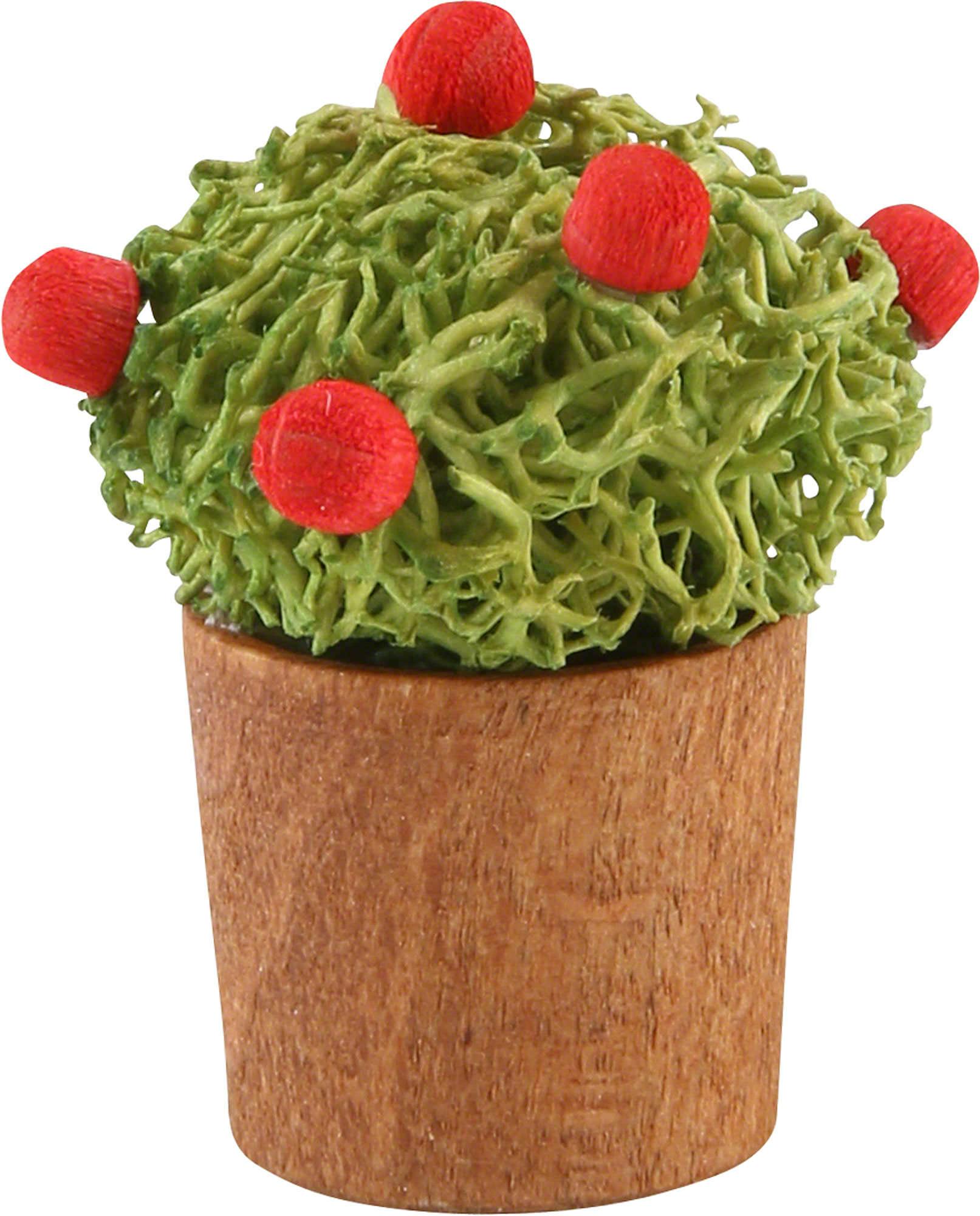 Blumentopf mit knospen 3 cm von g nter reichel for Blumentopf dekoration