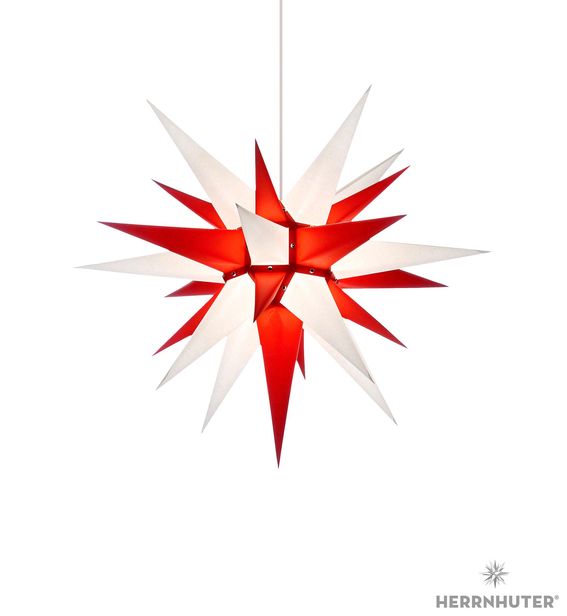 Herrnhuter Kaufen herrnhuter i6 weiß rot papier 60 cm herrnhuter sterne