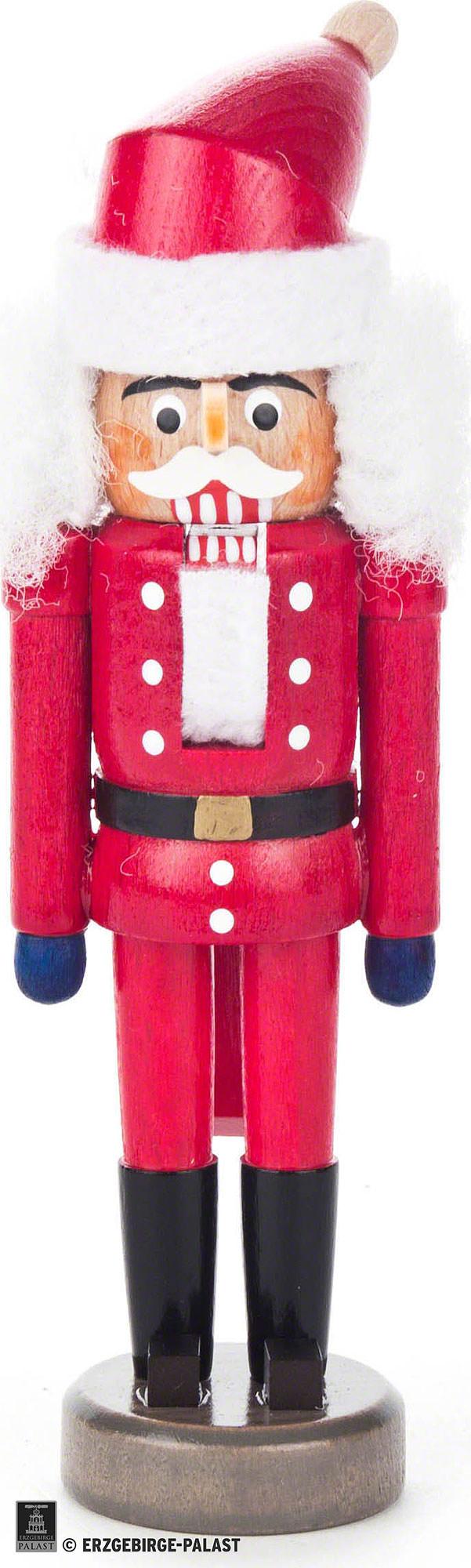 nussknacker weihnachtsmann rot 14 cm von dregeno seiffen. Black Bedroom Furniture Sets. Home Design Ideas