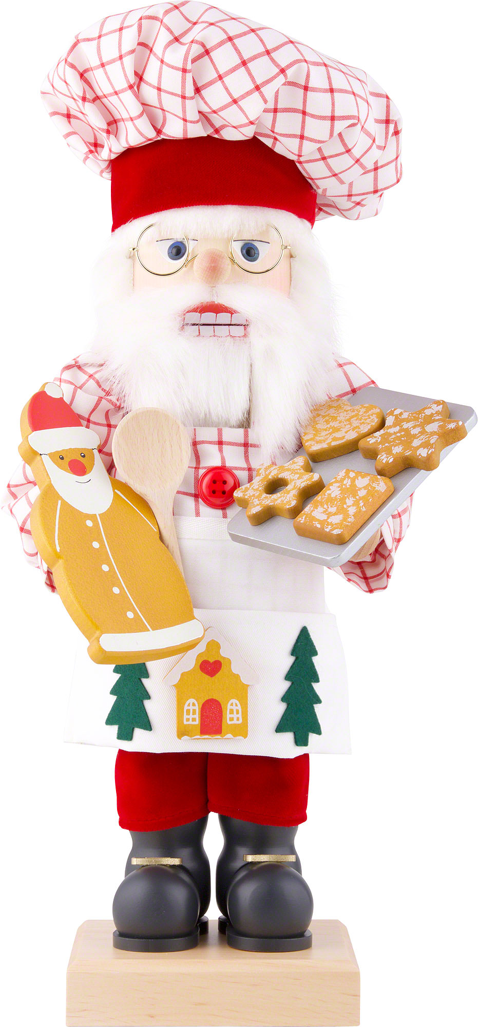 Nutcracker - Christmas Baker - Limited Edition (47,5 cm/18.6in) by ...