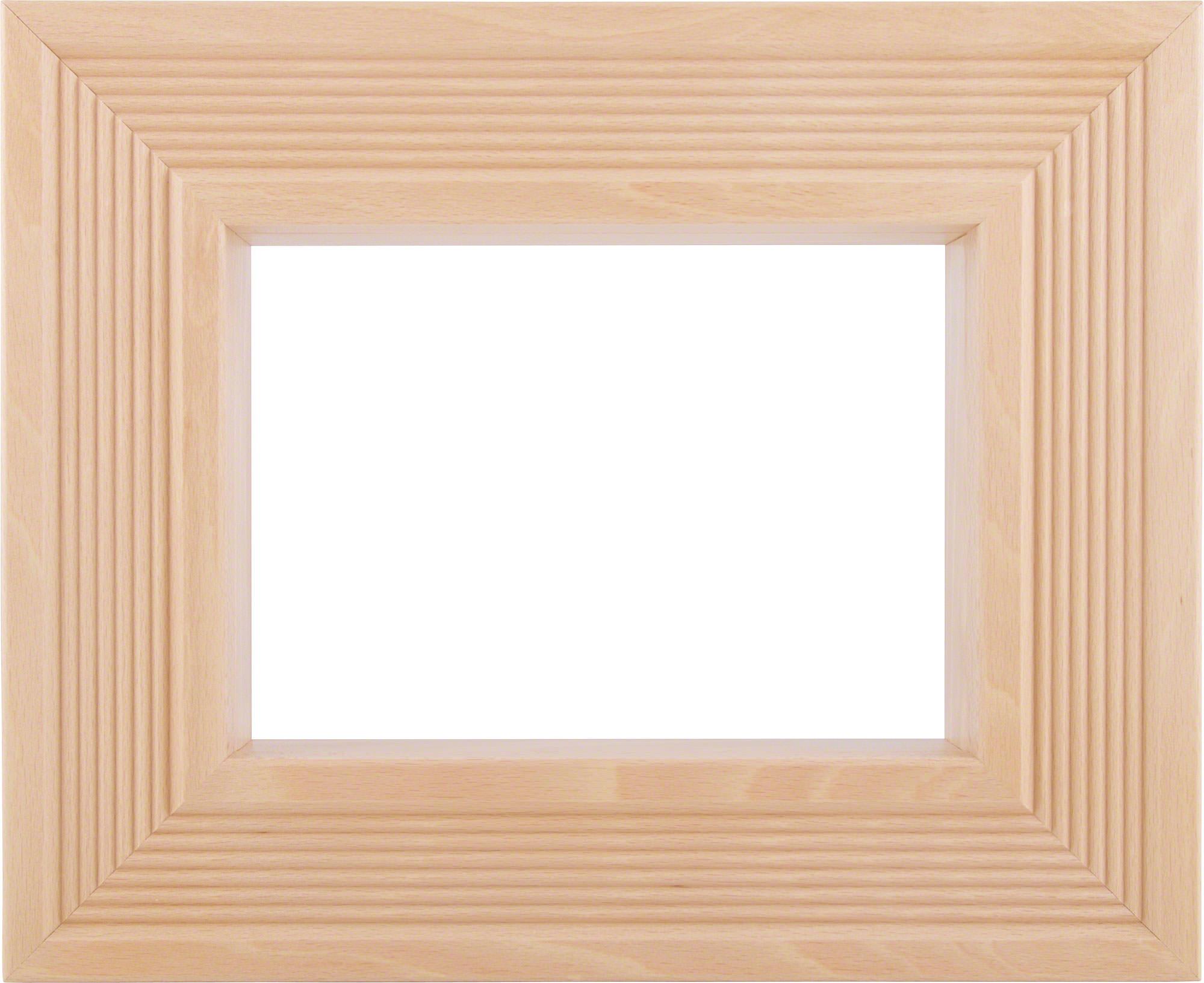 rahmen f r kantenhocker 33 cmx27 cmx8 cm farbe natur von kwo. Black Bedroom Furniture Sets. Home Design Ideas