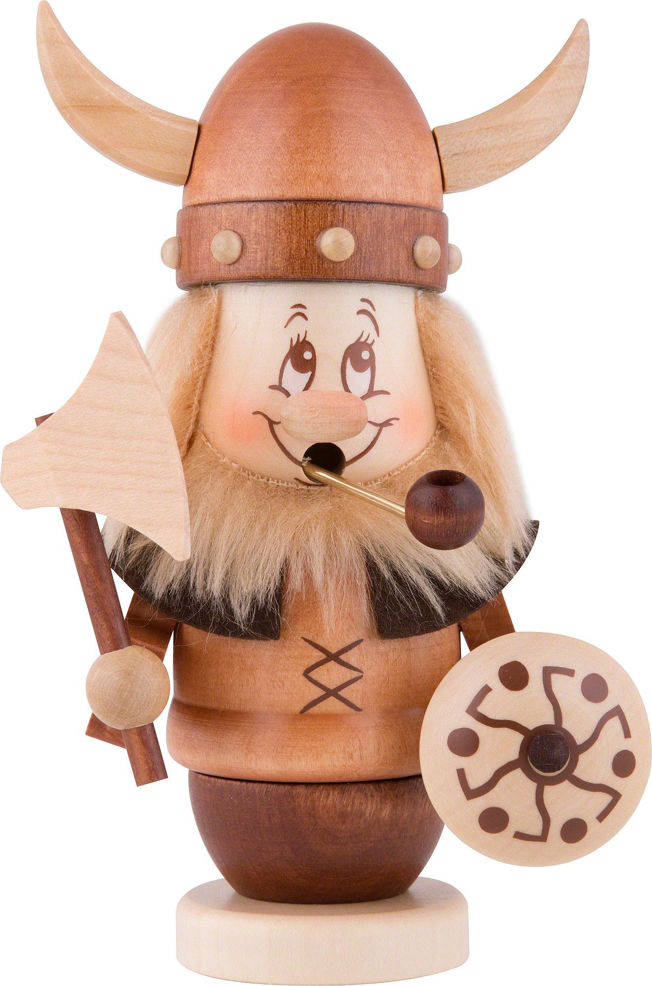 Smoker Gnome Viking Cmin By Christian Ulbricht - Viking smoker