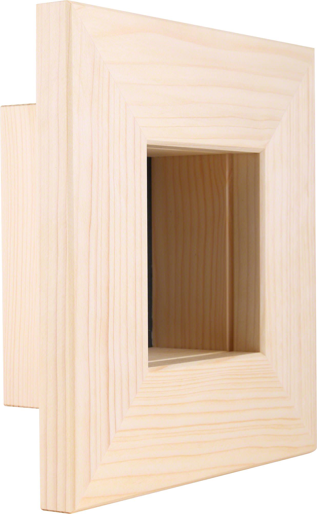 Wall Frame Natural (23×23×8 cm/9.1×9.1×3.2in) by Björn Köhler ...