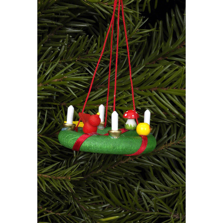 Tree Ornament Advent Wreath 4319 Cm 1707 Inch
