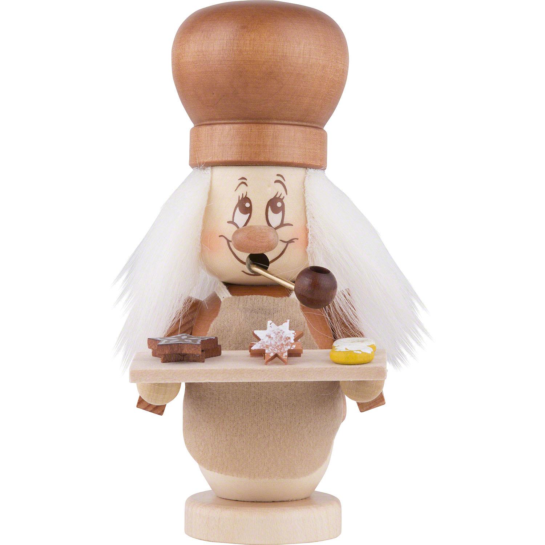 Smoker Mini Gnome Baker 15 Cm6in By Christian Ulbricht