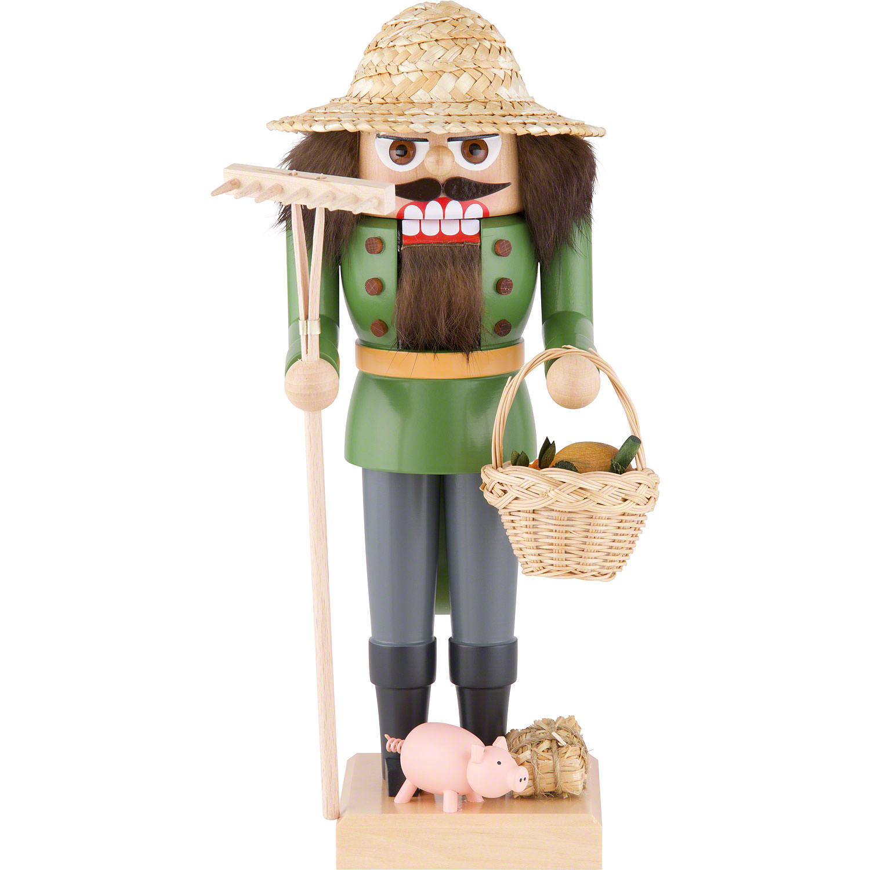 nutcracker farmer 25 cm 2inch 9 8in by kwo