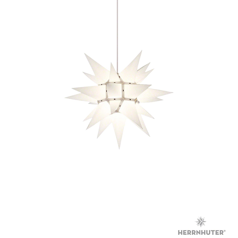 Herrnhuter Moravian Star I4 White Paper 40 Cm 15 7in By Herrnhuter