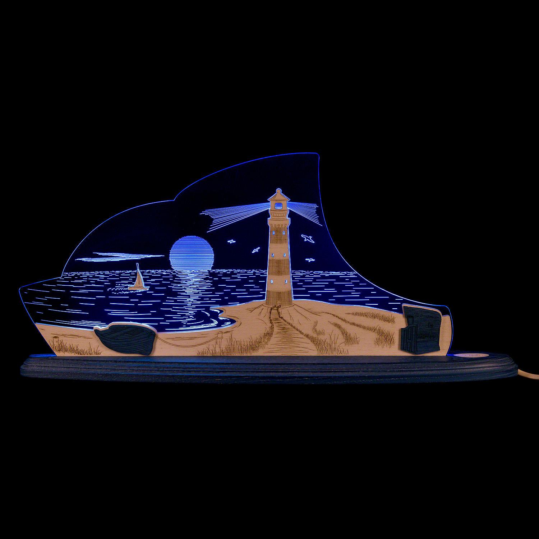 Motivleuchte Maritim 47 21 4 Cm Von Weigla Holzkunst