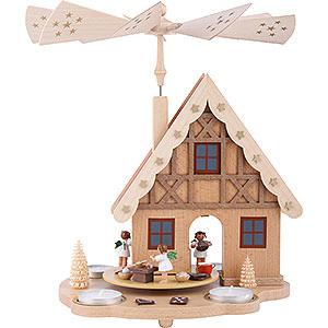 Christmas-Pyramids 1-tier Pyramids 1-Tier Pyramid - Angel's Bakery - 29 cm / 11.4 inch