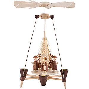 Christmas-Pyramids 1-tier Pyramids 1-Tier Pyramid - Carolers - 26 cm / 10 inch