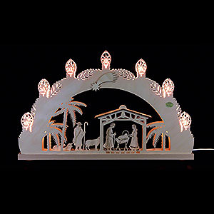 Candle Arches All Candle Arches 3D Candle Arch -
