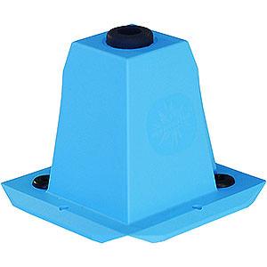 Adventssterne und Weihnachtssterne Ersatzteile Abdeckung 29-00-A4/29-00-A7 - blau