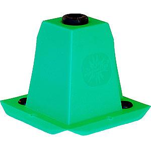 Adventssterne und Weihnachtssterne Ersatzteile Abdeckung 29-00-A4/29-00-A7 - grün