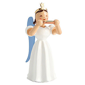 Angels Long Pleated Skirt Angels colored (Blank) Angel Long Pleated Skirt Mouth Organ, Colored - 6,6 cm / 2.6 inch