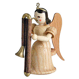 Angels Long Skirt (Blank) Angel Long Skirt with Contrabassoon, Natural - 6,6 cm / 2.6 inch