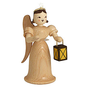 Angels Long Skirt (Blank) Angel Long Skirt with Guardian Angel, Natural - 6,6 cm / 2.5 inch