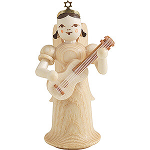 Angels Long Skirt (Blank) Angel Long Skirt with Guitar - Natural - 6,6 cm / 2.6 inch
