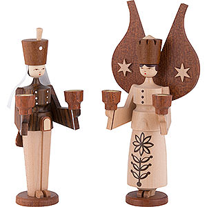 Angels Angel & Miner Angel & Miner - 14 cm / 6 inch