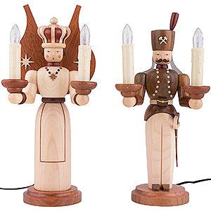 Angels Angel & Miner Angel & Miner Electr. 230 V - 27 cm / 11 inch
