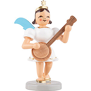 Angels Short Skirt colored (Blank) Angel Short Skirt Colored, Banjo - 6,6 cm / 2.6 inch