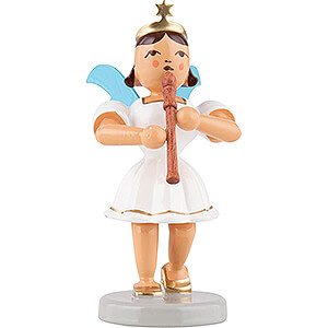 Angels Short Skirt colored (Blank) Angel Short Skirt Colored, Flute - 6,6 cm / 2.6 inch