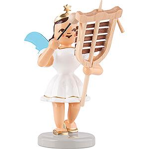 Angels Short Skirt colored (Blank) Angel Short Skirt Colored, Jingling Johnny - 6,6 cm / 2.6 inch