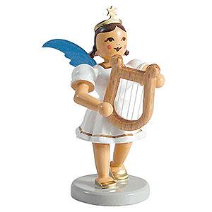 Angels Short Skirt colored (Blank) Angel Short Skirt Colored, Lyre - 6,6 cm / 2.6 inch