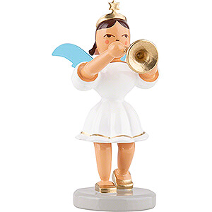 Angels Short Skirt colored (Blank) Angel Short Skirt Colored, Trombone - 6,6 cm / 2.6 inch