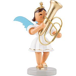 Angels Short Skirt colored (Blank) Angel Short Skirt Colored, Tuba - 6,6 cm / 2.6 inch