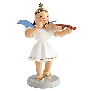 Angels Short Skirt colored (Blank) Angel Short Skirt Colored, Violin - 6,6 cm / 2.6 inch
