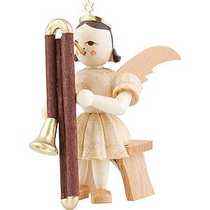 Angels Short Skirt (Blank) Angel Short Skirt Natural, Contrabassoon - 6,6 cm / 2.5 inch
