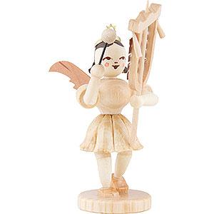 Angels Short Skirt (Blank) Angel Short Skirt Natural, Jingling Johnny - 6,6 cm / 2.5 inch