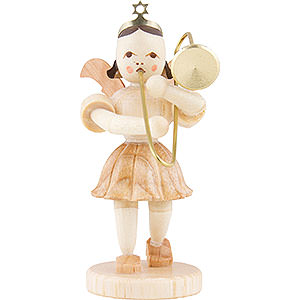 Angels Short Skirt (Blank) Angel Short Skirt Sliding Trombone, Natural - 6,6 cm / 2.5 inch