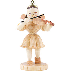 Angels Short Skirt (Blank) Angel Short Skirt Violin, Natural - 6,6 cm / 2.6 inch