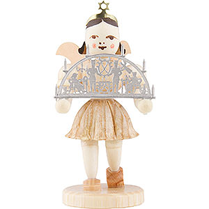 Angels Blank Novelties 2017 Angel Short Skirt with Candle Arch - 6,6 cm / 2.6 inch