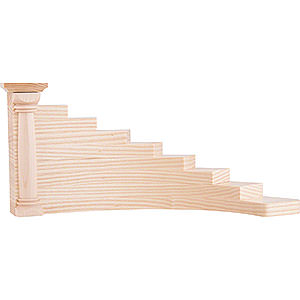 Angels Short Skirt (Blank) Angel Stairs, right - 16 cm / 6.3 inch
