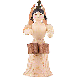 Angels Kuhnert Concert Angels Angel with Bongos - 7 cm / 2.8 inch